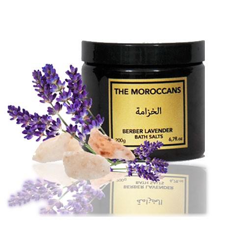 Berber Lavender Bath Salts