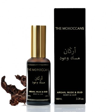 Argan, Oud & Musk