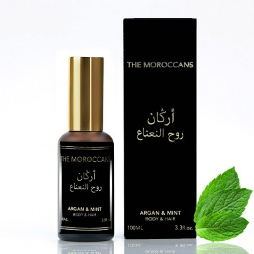 Argan & Pepper Mint
