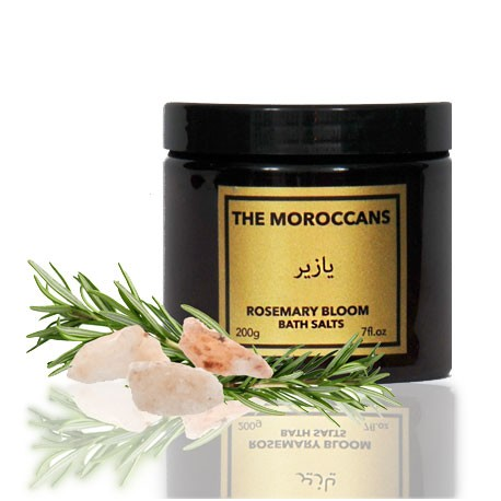 Rosemary Bloom Bath Salts